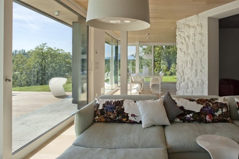 Studio iarchitects residenza privata a udine architettura e