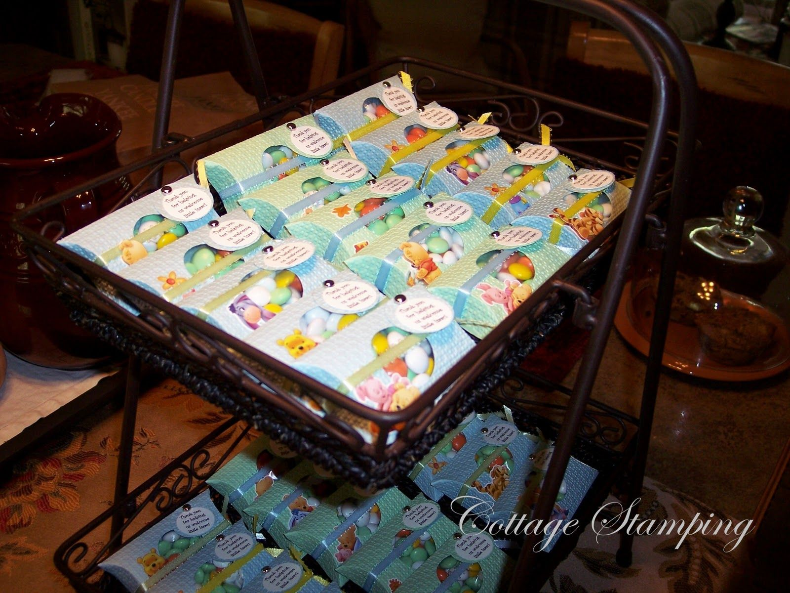 Winnie The Pooh Baby Shower Menu Ideas And Winnie The Pooh Baby Shower Gift  Baskets