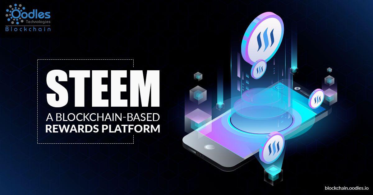 Hasil gambar untuk steem blockchain
