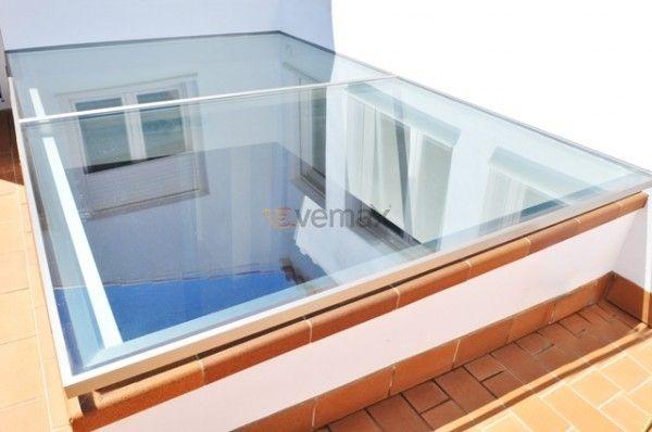 Imagenes de claraboyas y techos acristalados porches - Claraboyas para techos ...