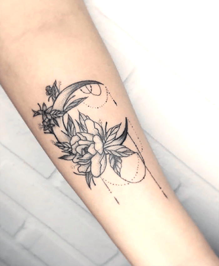 Best Floral Tattoos Amazingly Beautiful 2020 On The