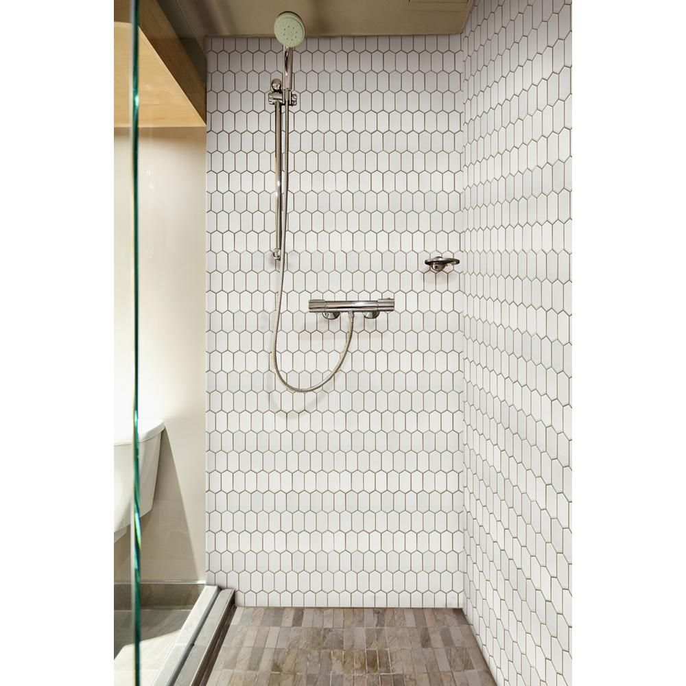 Ltl Home Products 10 In X 12 In X 8 Mm Tile Esque