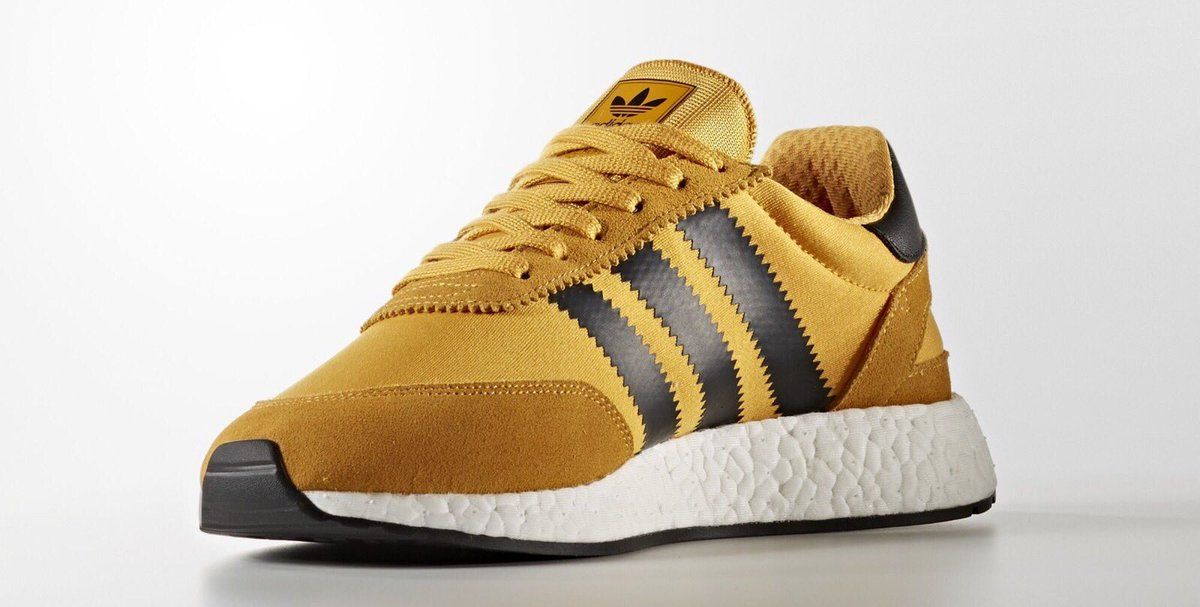 fa75134b71 Shop online  Adidas Iniki Runner - Tactile yellow Core black Running white  BY9733. Adidas INIKI Runner Goldenrod Gold Tactile Yellow