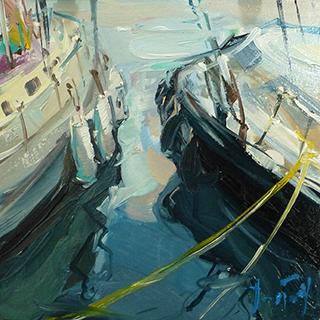 Jurij Frey: Im Hafen