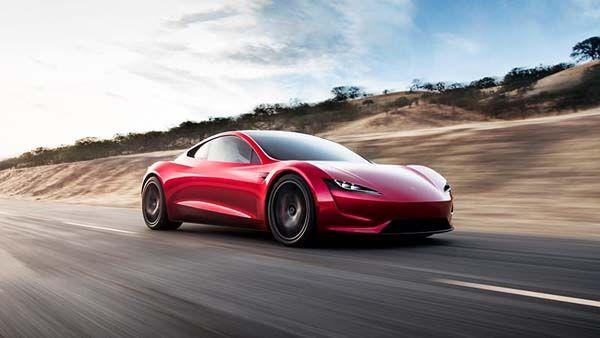 تسلا رودستر 2020 الجيل الجديد من عالم السيارات الكهربائية الخارقة Tesla Sports Car Tesla Roadster Roadsters