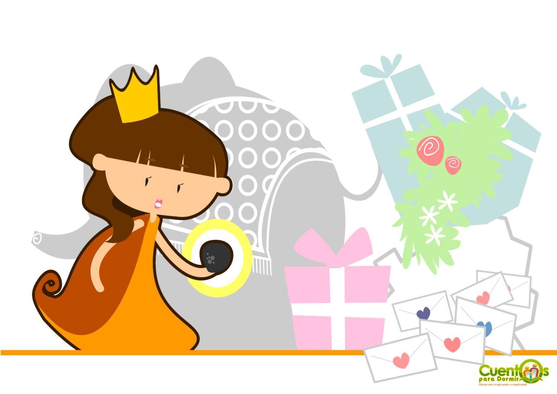 La princesa de fuego. Cuento infantil ilustrado   Proyectos que ...