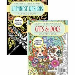 Michaels® Exclusive Coloring Books for Adults | Art + Craft ...