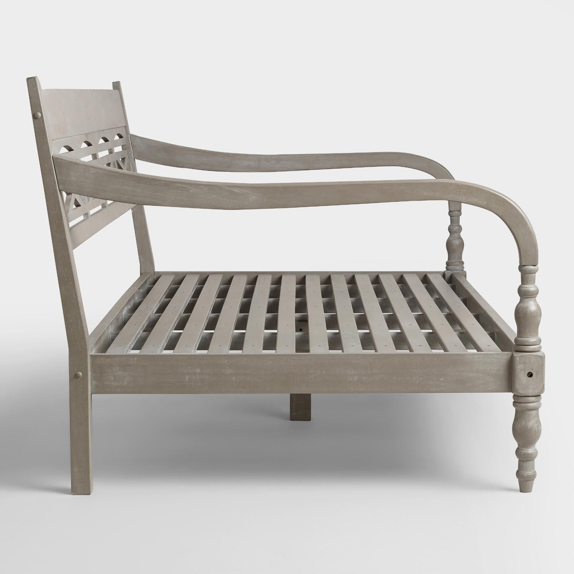 Living Room Translate To Indo: Indonesian Daybed Frame