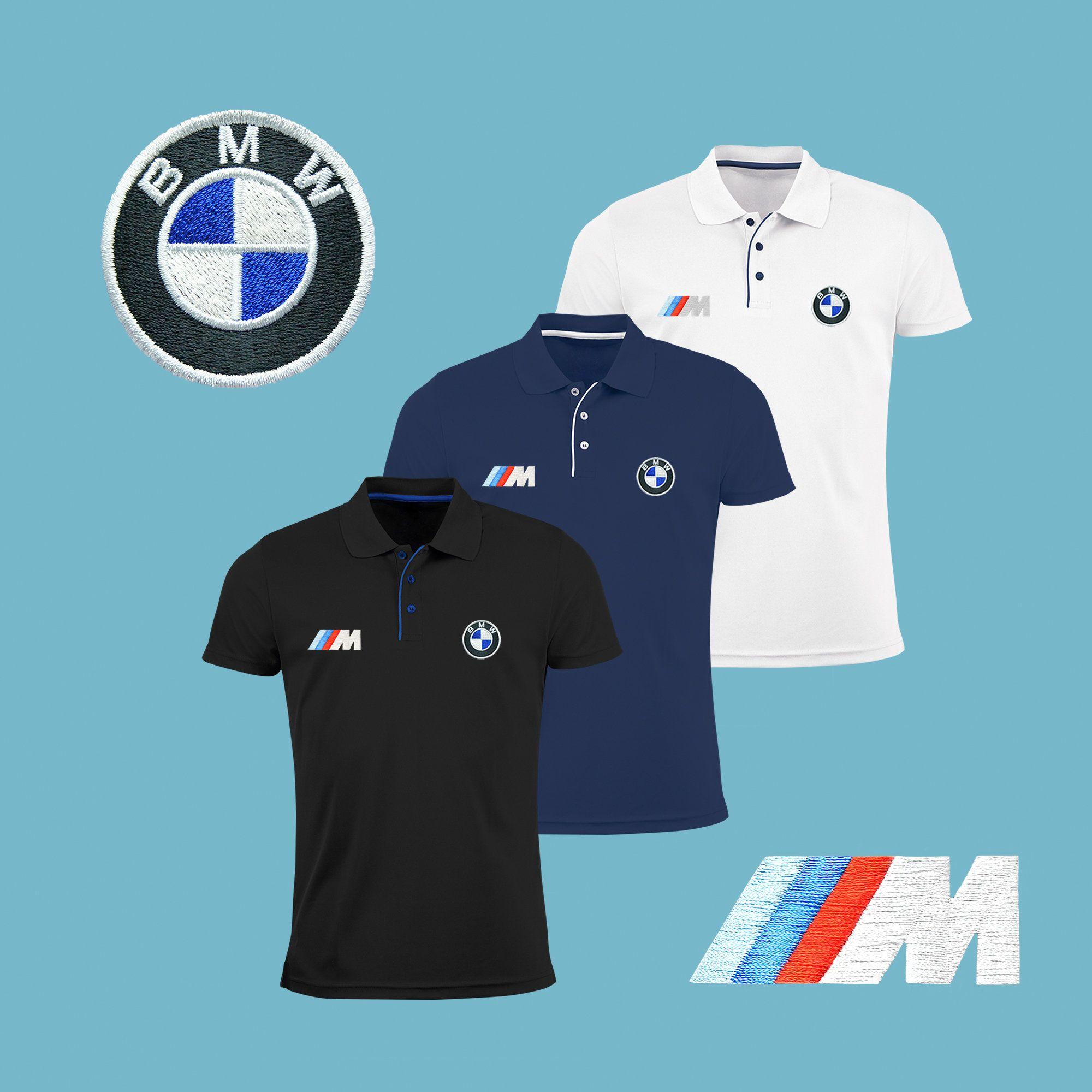 Bmw M Power Polo Shirt Embroidered Mensfashion Menswear Menstyle Mensfashion Guide Tshirt Poloshirt Polo T Shirts Slim Fit Polo Shirts Mens Polo Shirts