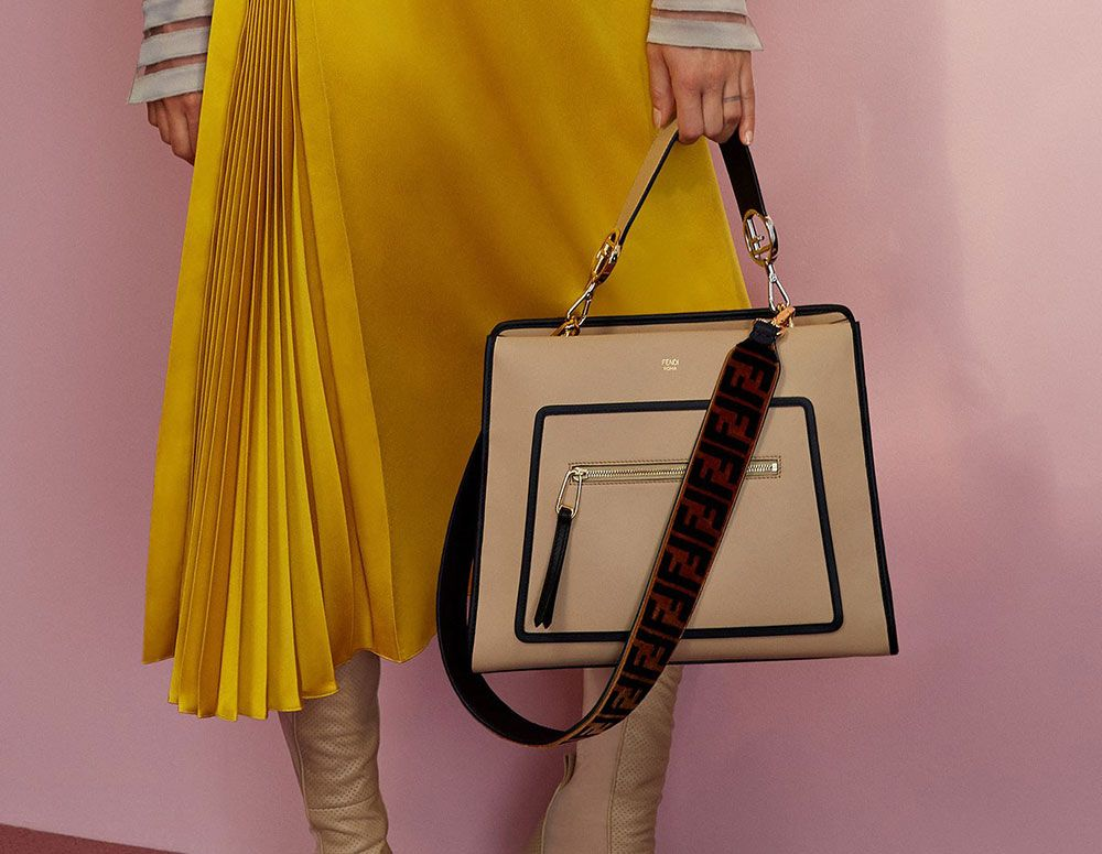 ff02798d05f1 Fendi Sticks Mostly to Recent Favorites for Its Brand New Resort 2018 Bags