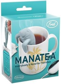 Wonderful Fred And Friends MANATEA Infuser. Its Manatea Time. Everybodyu0027s Favorite  Floridian Wants To Brew You A Nice Cup Of Tea And Share A Slow, Calm, ...