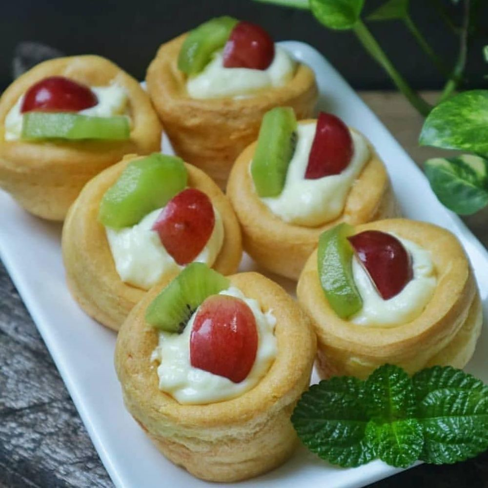 Resep Kue Basah Untuk Lebaran Instagram Di 2020 Resep Kue Makanan Penutup Mini Kue