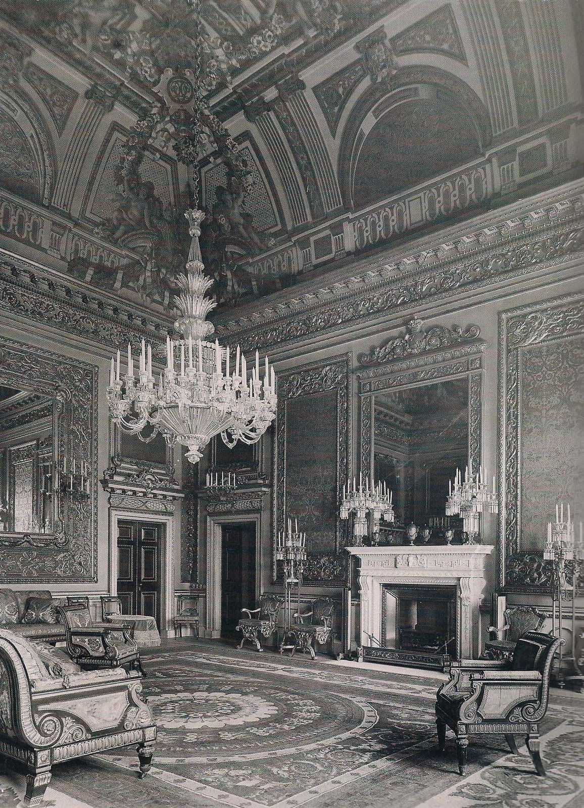 Chatsworth House Room: The Devoted Classicist: The Duke Of Devonshire