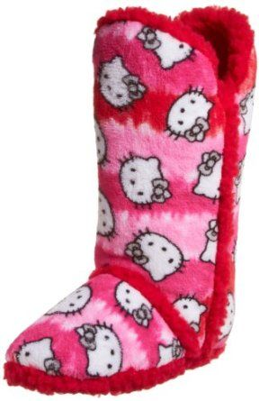 492acc526 Hello Kitty Women's Super Plush Tall Boot   Hello Kitty Love   Hello ...