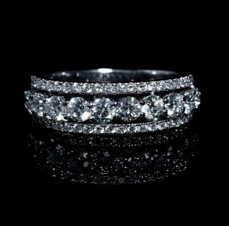 Diamond Wedding Rings H Samuel Diamond Wedding Bands Angus And Coote