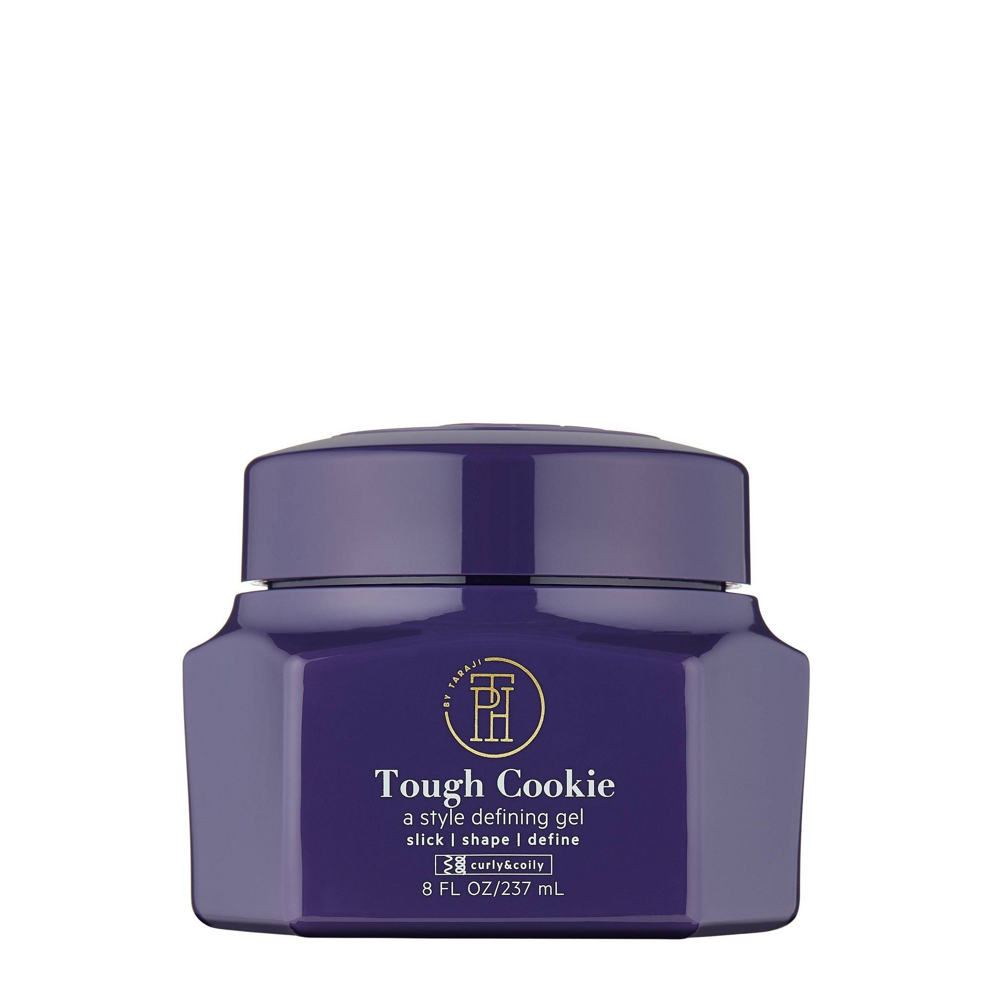 TPH by TARAJI Tough Cookie Style Defining Gel 8 fl oz in