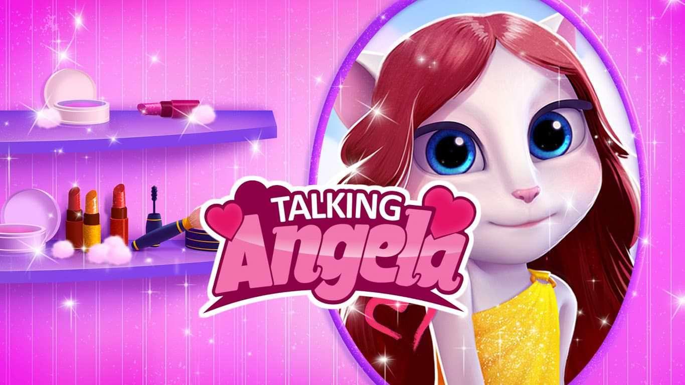 talking angela hack mod apk download