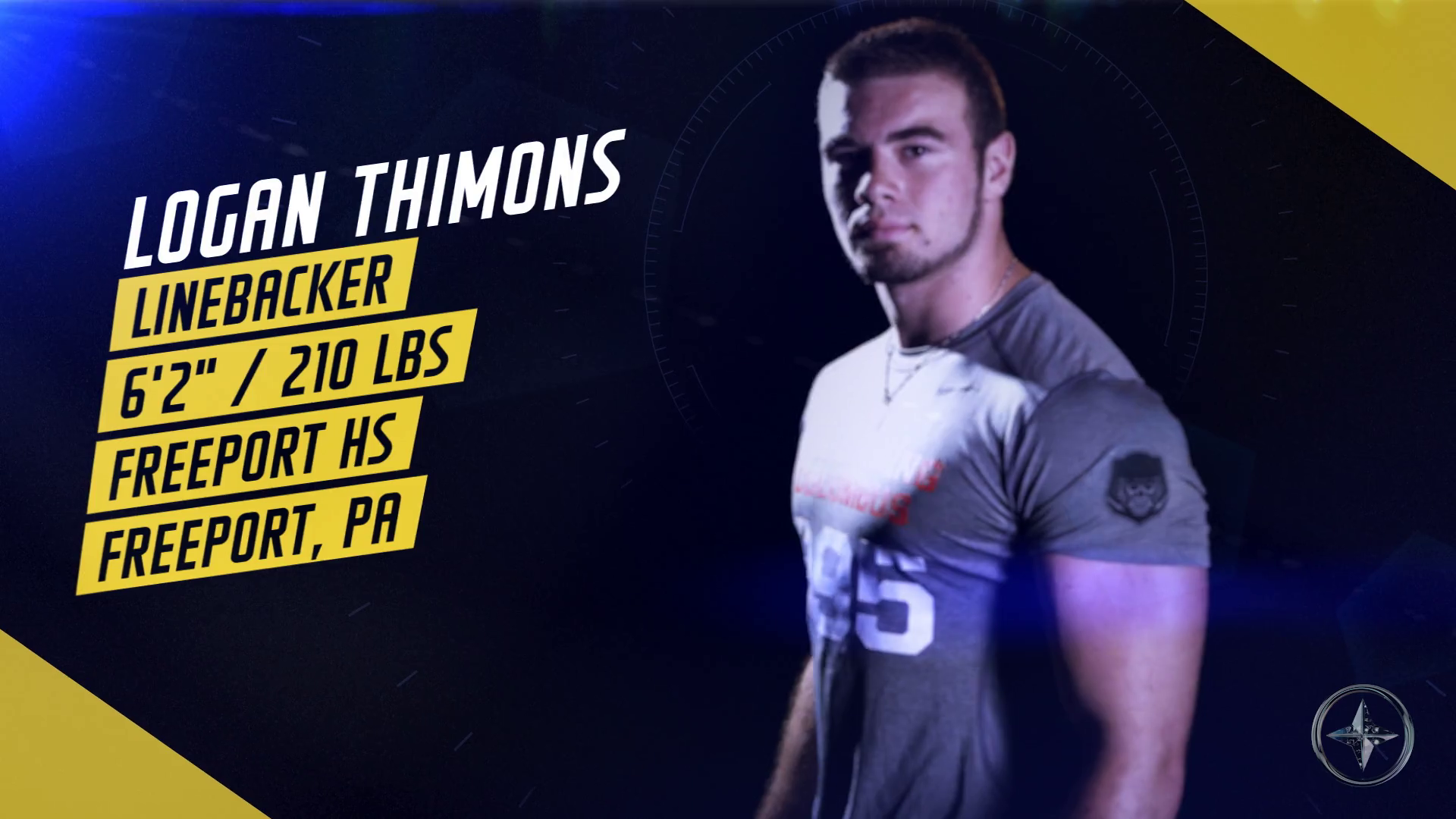 Wvu Commit Logan Thimons Destroys Competition Competition Commitment High School Football