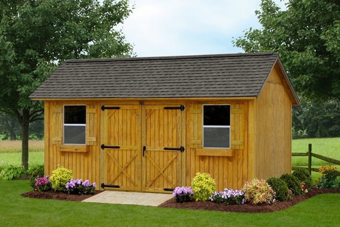 Garden Shed Ulrich Barn Builders Storage Sheds Texas