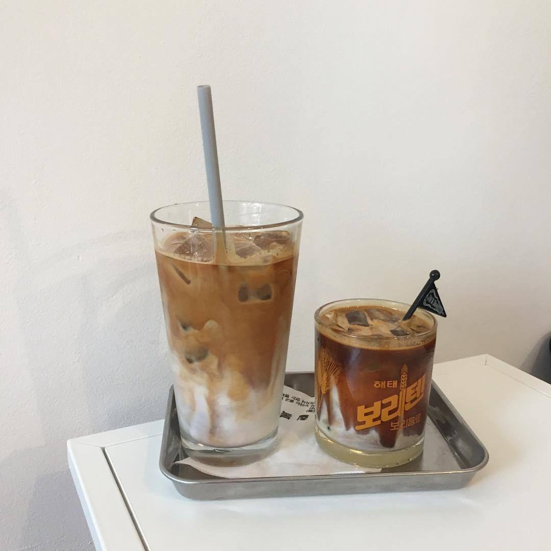 É estranho crianças gostarem de café? F97379046f4ebe1e9bb2a65bfa39d455