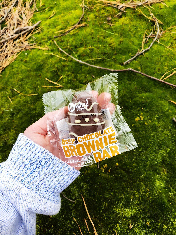 Deep chocolate brownie egg in 2020 chocolate brownies