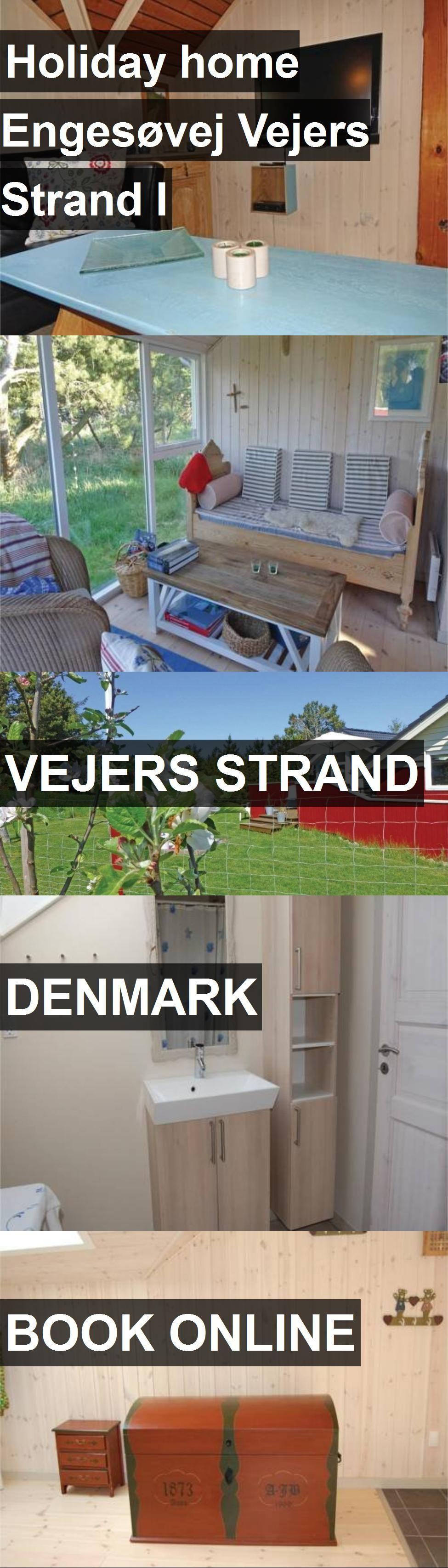 Hotel Holiday home Engesøvej Vejers Strand I in Vejers