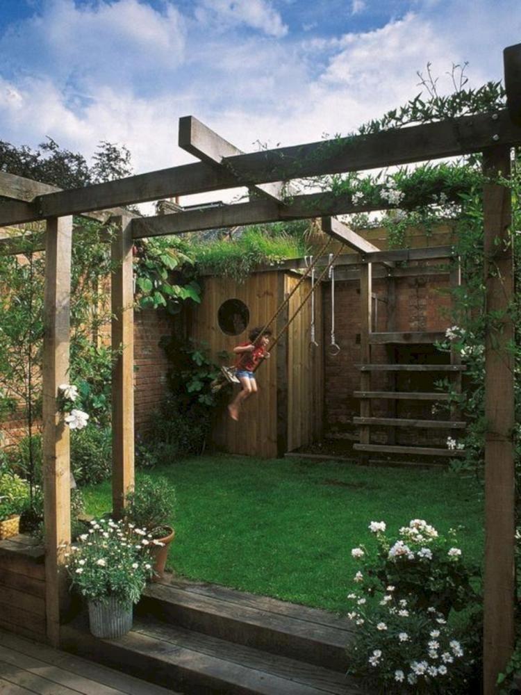 36 Amazing Garden Structure Design Ideas Gowritter Small Backyard Gardens Small Backyard Landscaping Zen Garden Design