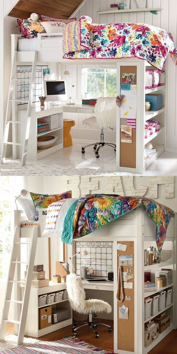 Amazing kids loft bed decoration Amazing kids loft bed decoration Bellau0027s Room Ideas