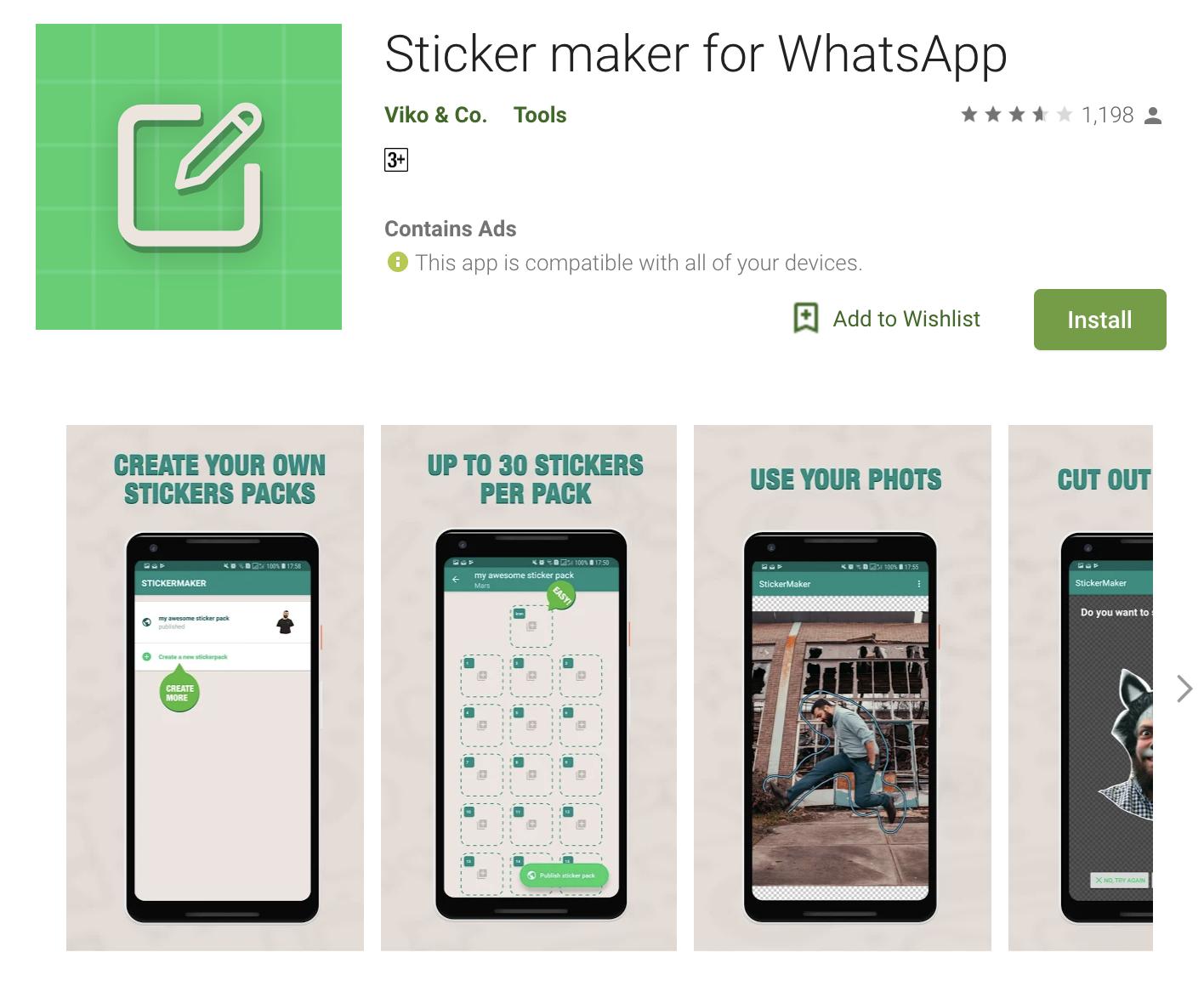 Best Whatsapp Sticker Maker Apk Sticker Maker Sticker App Messaging App