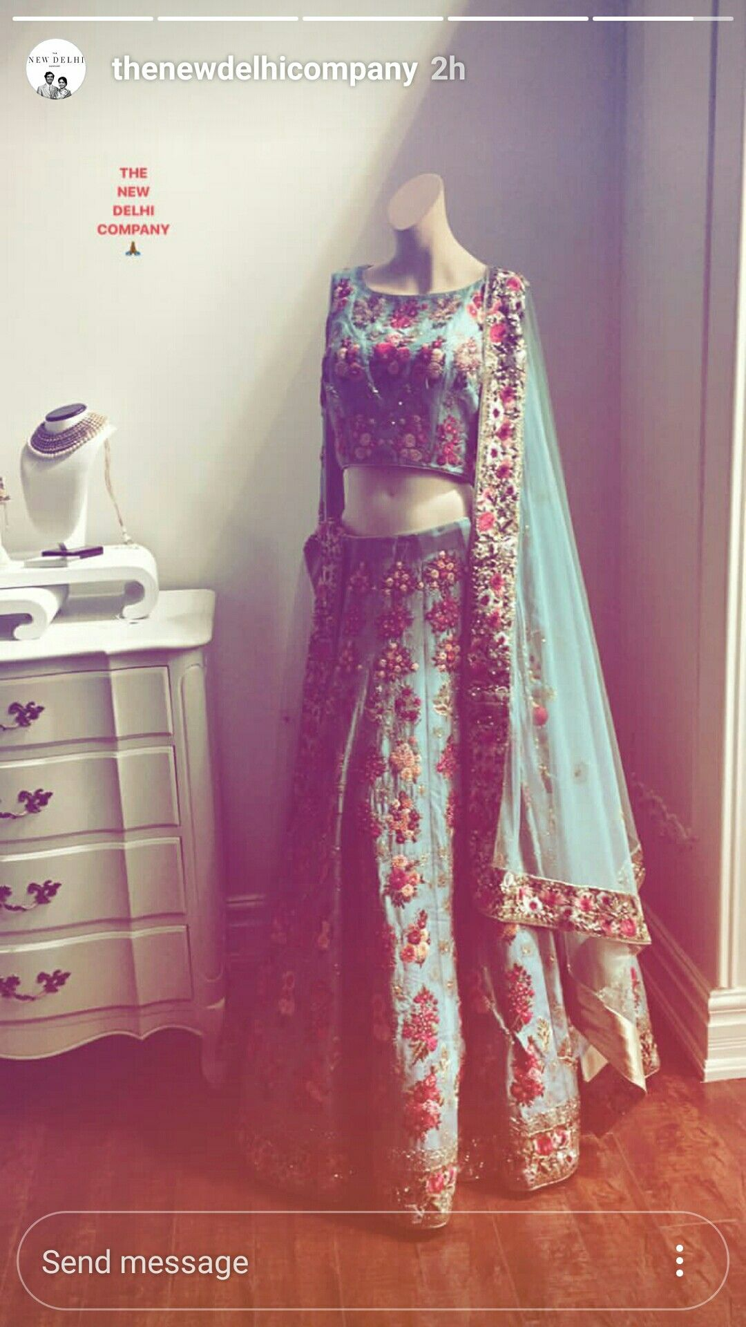 Pin by apoorva on lehenga pinterest indian wear ethnic and half