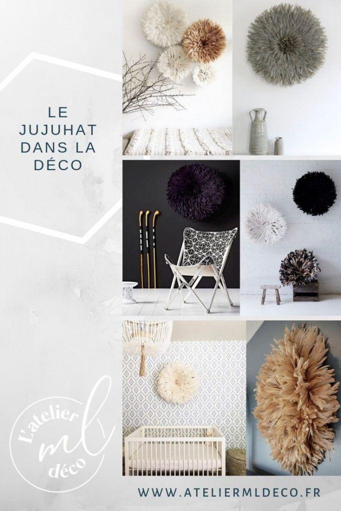Le jujuhat dans la déco. #deco #decoration --- Article à retrouver sur le blog de l'atelier ML Déco www.ateliermldeco.fr - Rédigé par Maud LEFEBVRE, décoratrice d'intérieur à Rouen