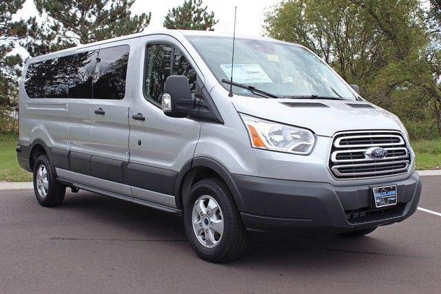 Ford Transit 12 Passenger Van 11