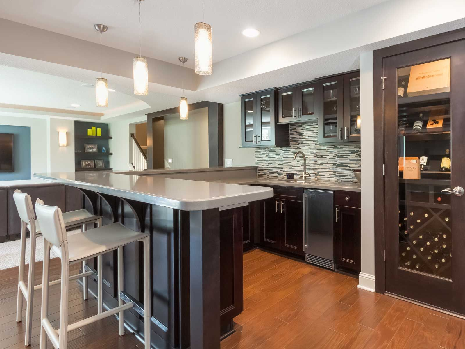 Gentil Make Your Finished Basement Amazing! We Have Gathered 25 Inspiring Finished  Basement Designs To Inspire You To Create The Basement Of Your Dreams!