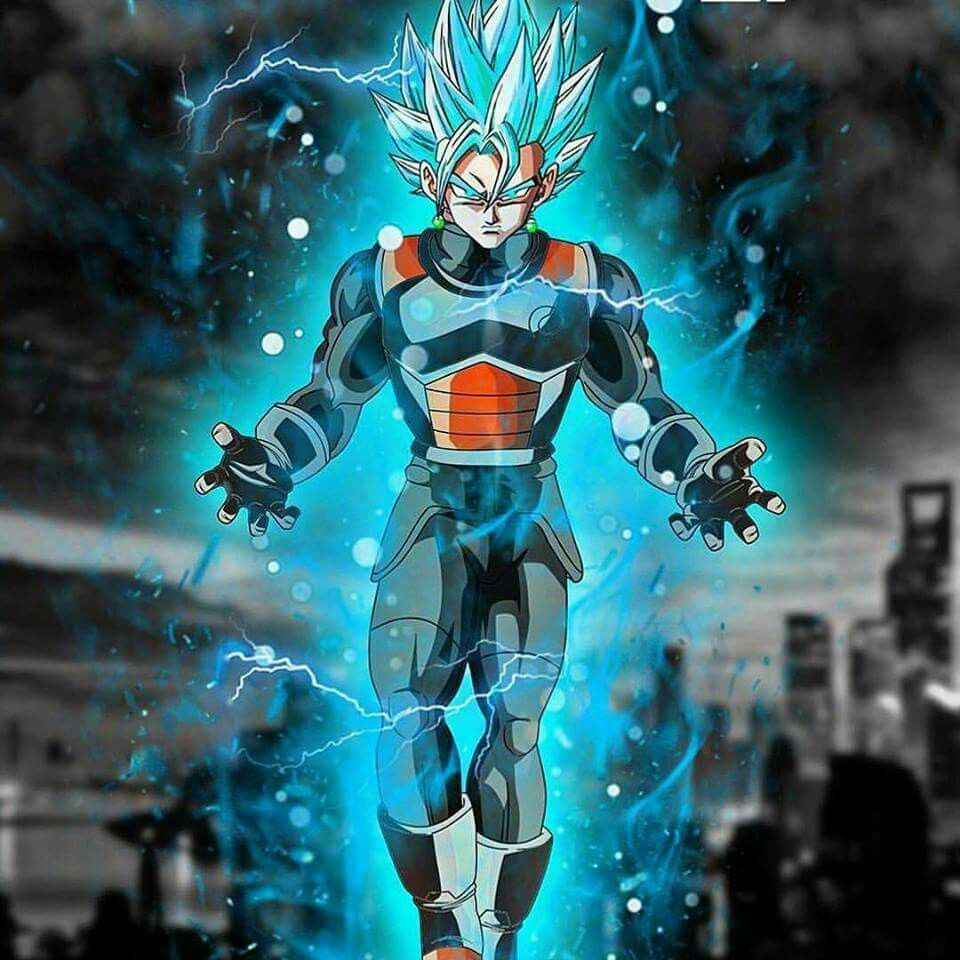 SSGSS Vegito Visit now for 3D Dragon Ball Z compression