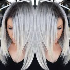 Image Result For Siwo Biale Wlosy Silver Hair Color Hair Colour Design Grey Hair Color