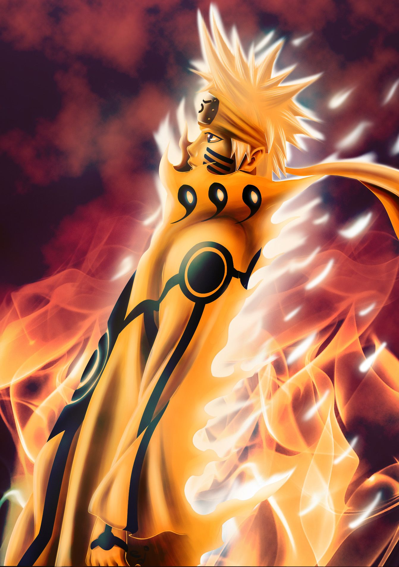 Naruto Bijuu Live Wallpaper for Android Naruto shipuden
