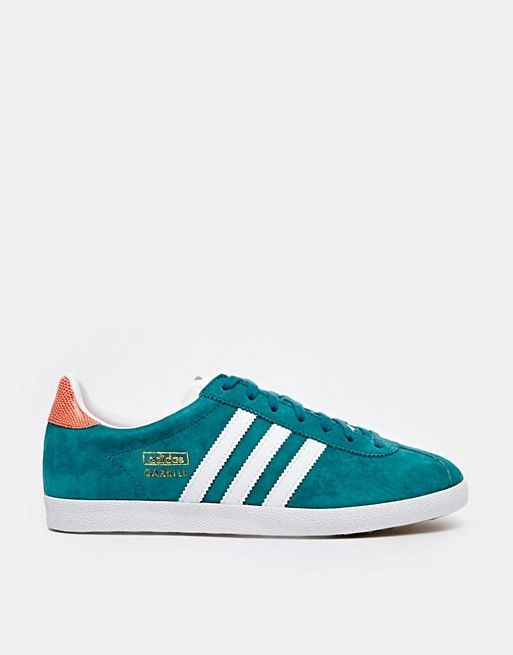 adidas gazelle black asos nz