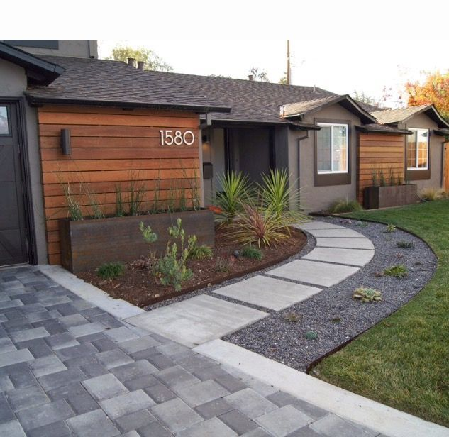Modern Atlanta Landscape Ideas Designs Remodels Photos: Landscape Rocks And Design Ideas 417 Rock Landscape