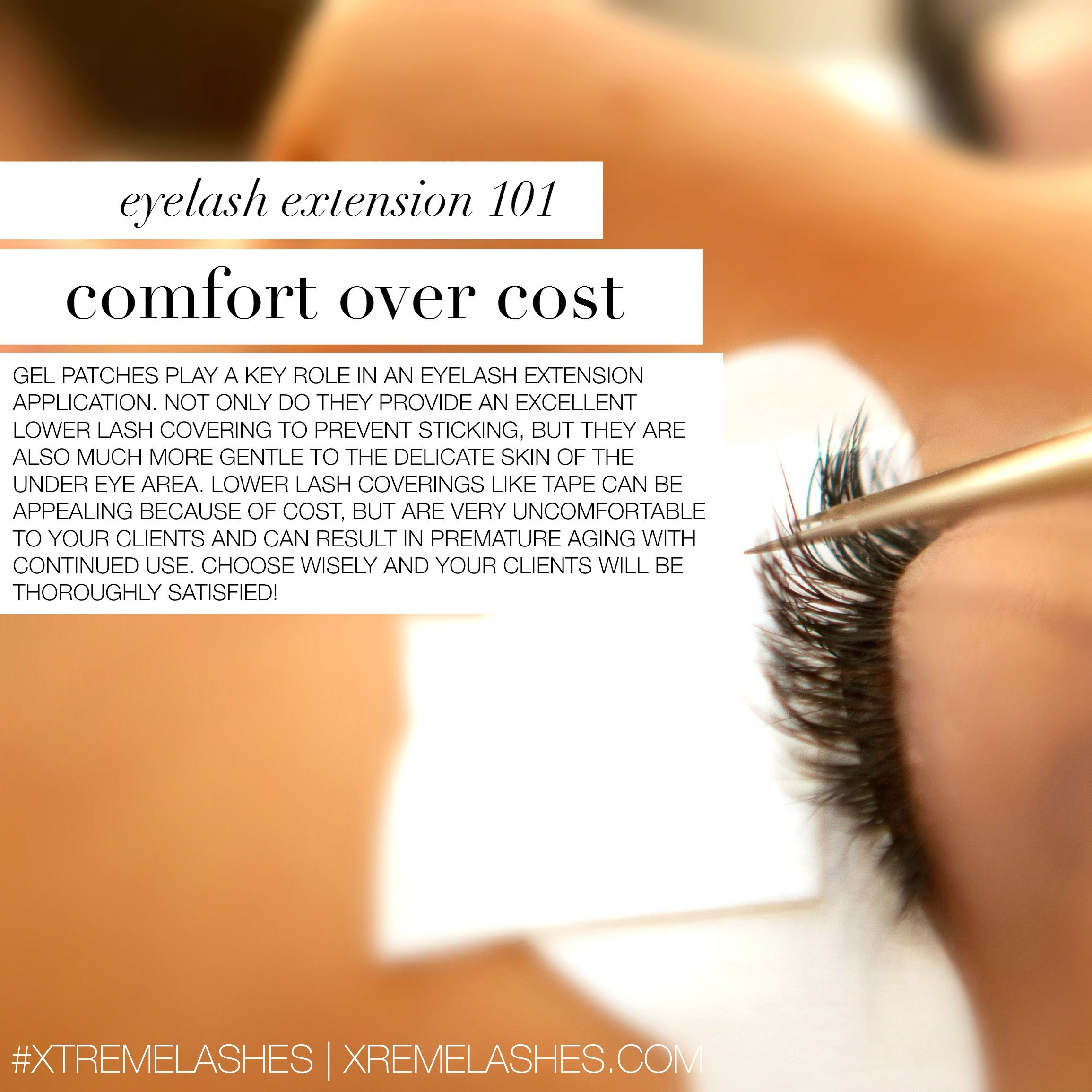 Eyelash Extension 101 by Xtreme Lashes | All Things Eyelash