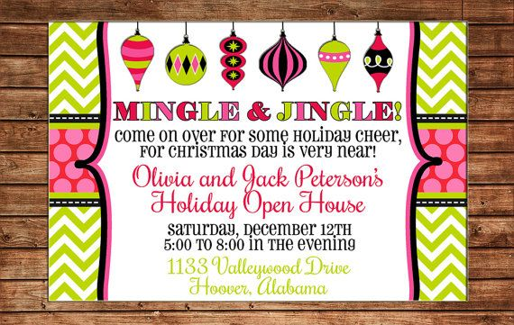 Top 25 ideas about Holiday Open House on Pinterest | Christmas ...