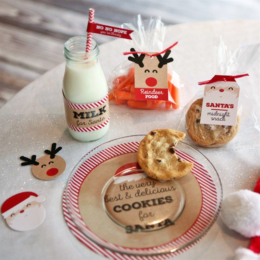 22++ Milk and cookie plate for santa trends