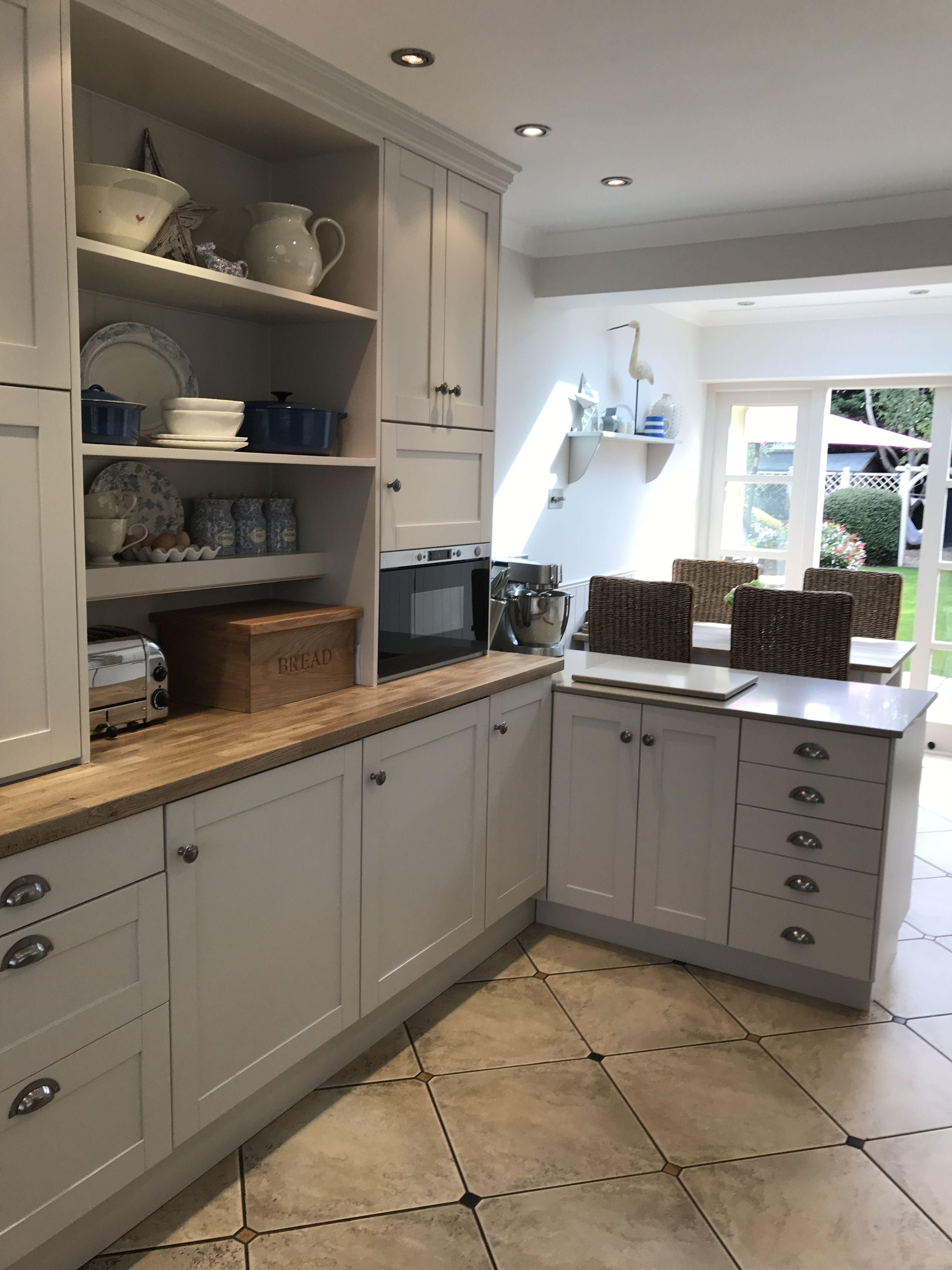 Grey Cabinets With Beige Ceramic Tile Floor Ceramic Tile Floor