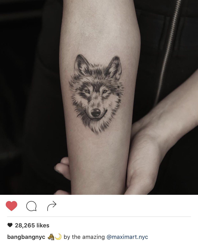 Pin De Yasmin Plaza En Tatuajes Tatuajes De Lobos Tatuaje De