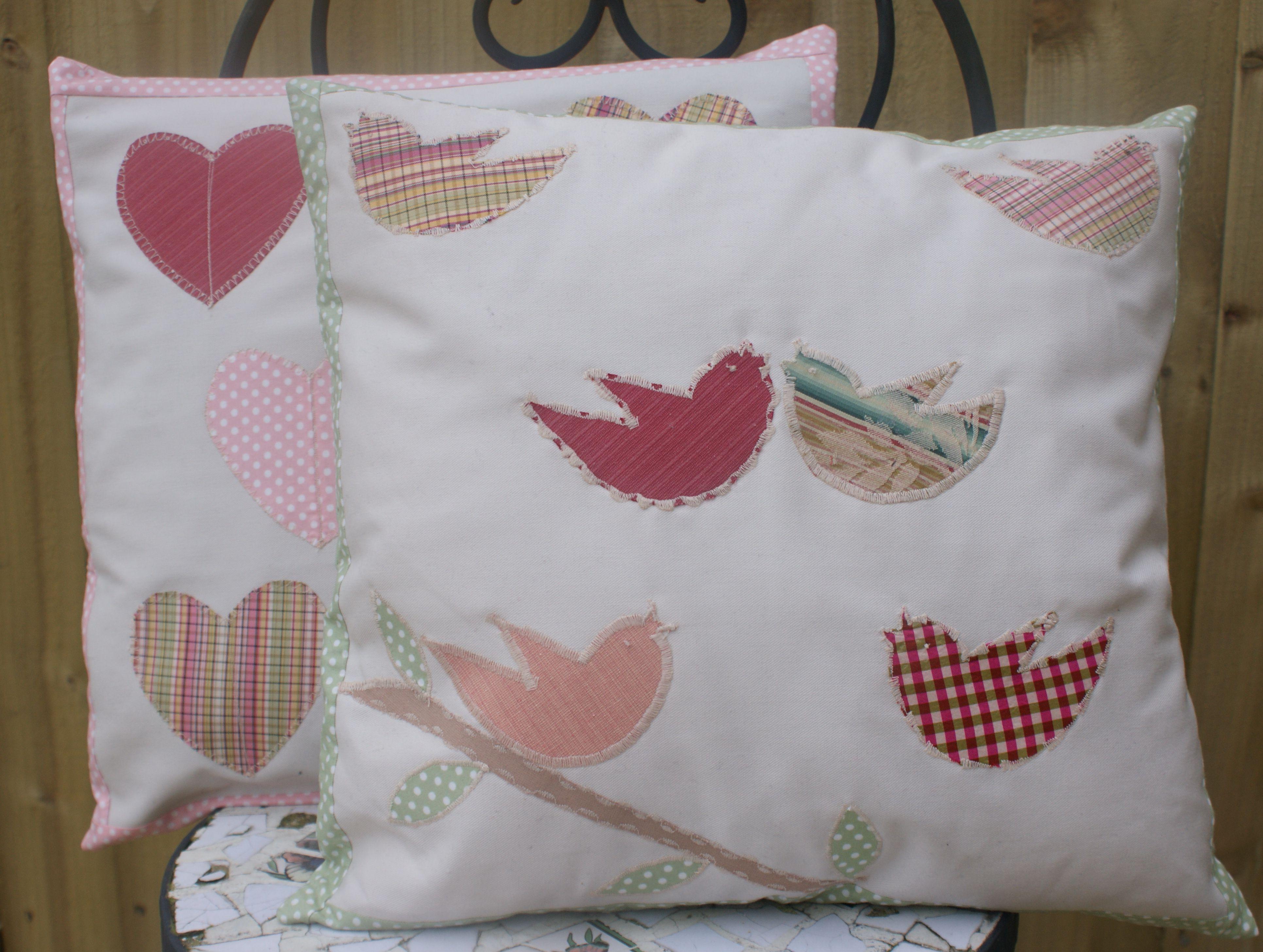 Birds and hearts