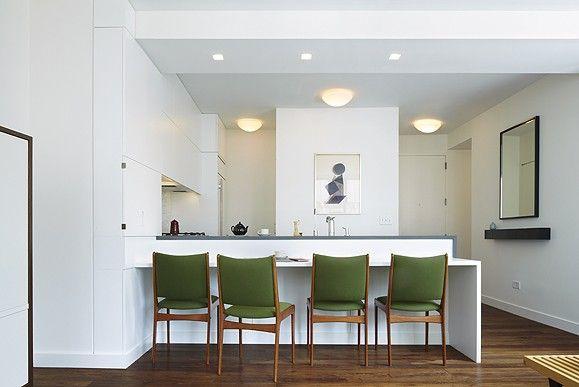 650 square feet Manhattan apartment. Pulltab Design ...
