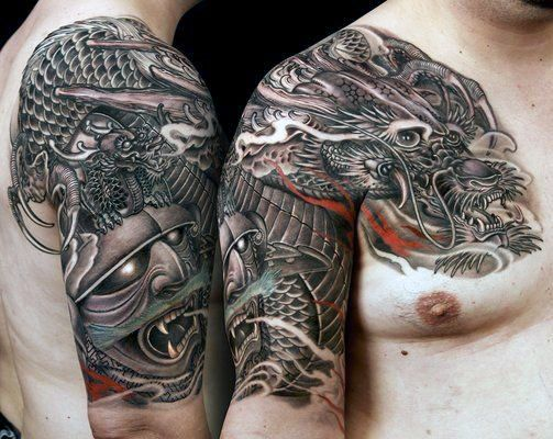 Japanese Tattoos For Men Japanese Tattoos For Men Japanese
