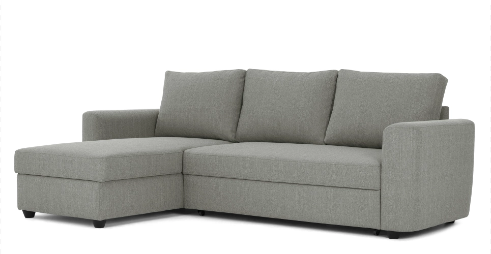 Avril Corner Sofabed with Storage Sofa bed, Living room