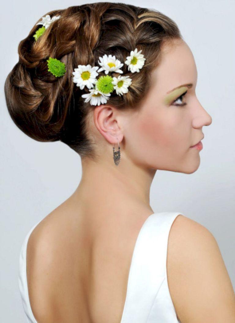 Best And Wonderful Wedding Short Hairstyles Design Ideas 17 Elegant Wedding Hair Wedding Hairstyles Short Wedding Hair