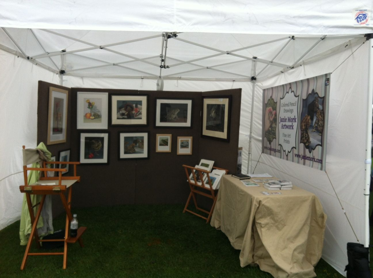 art fair booth ideas - Google Search & art fair booth ideas - Google Search | Booth ideas | Pinterest ...