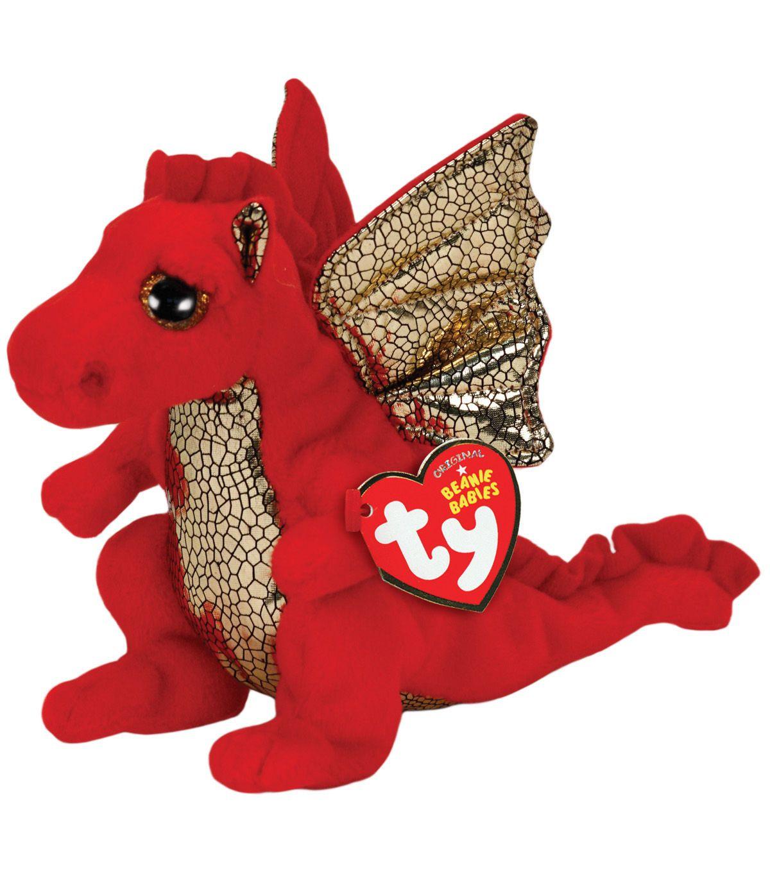 3ba94713c93 Ty Beanie Babies Razor The Camo Dragon Plush